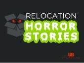 Relocation Horror Stories