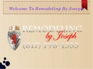 Home Remodeling Contractors: