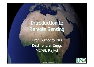 Remote sensing [compatibility mode]