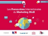Rencontres internationales du marketing B2B 2015