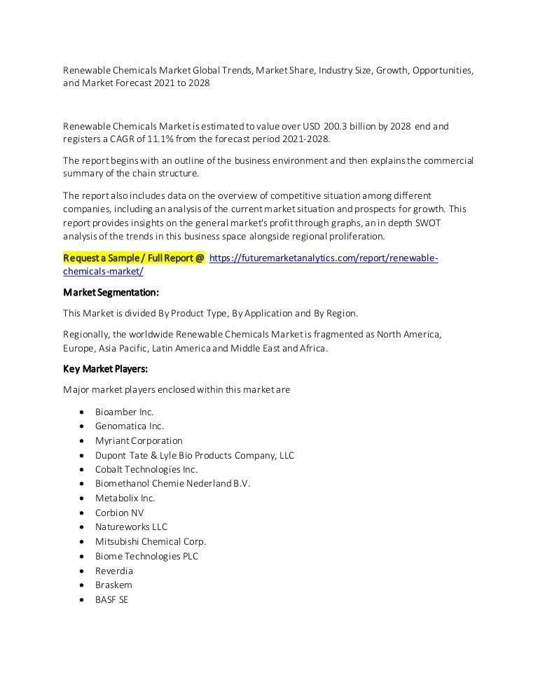 renewablechemicalsmarketglobaltrendsmarketshareindustrysizegrowthopportunitiesandmarketforecast2021t 211001135345 thumbnail 4