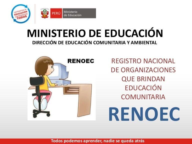 Renoec 2012