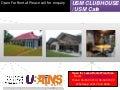 Open For Rental: USM Cafe & USM Clubhouse