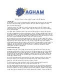 AGHAM Notes on Renewable Energy in the Philippines