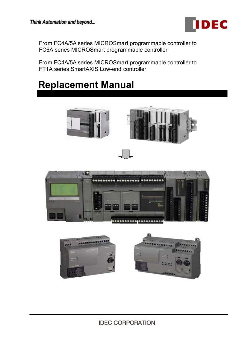 New Idec Microsmart FC4A-HPC3
