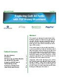 Replacing Cash & Checks with P2P Money Movement