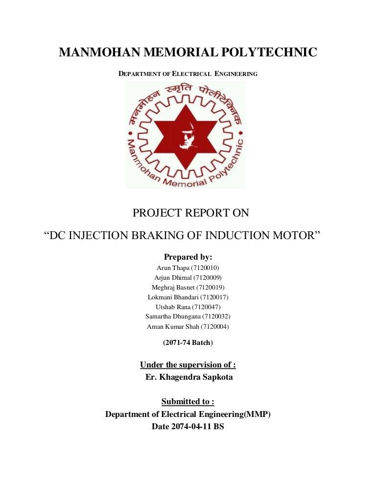 DC-injection Braking