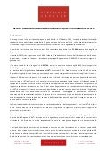 Report della commissione europea sui sequestri doganali nel 2014