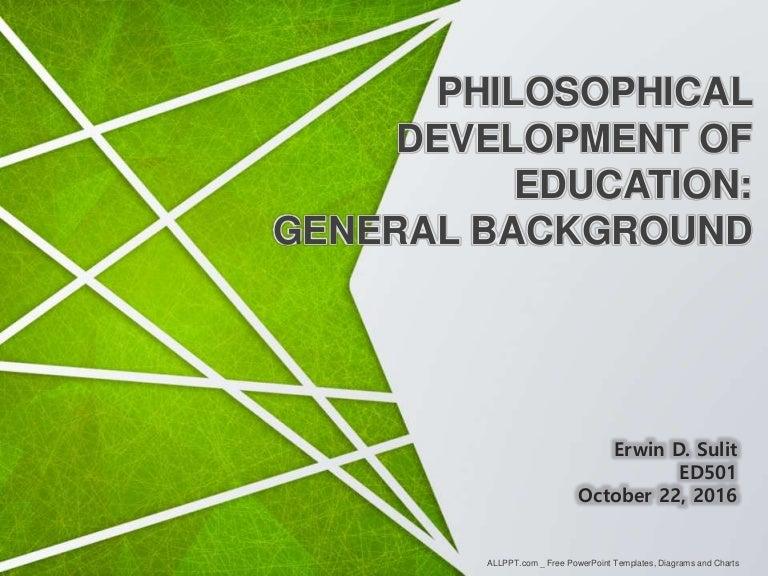 Philosophical development of education toneelgroepblik Image collections