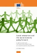 Report - Social enterprises and the social economy going forward