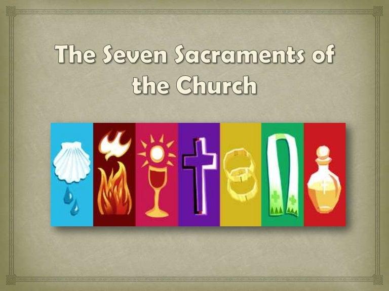 The Seven Sacraments