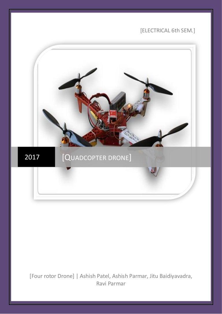Report Of Quadcopter Kk2 15 Wiring Diagram