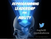 Reprogramming Leadership for Agility