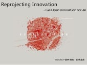 Reprojecting Innovation
