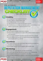 The Ultimate Reputation Management Checklist
