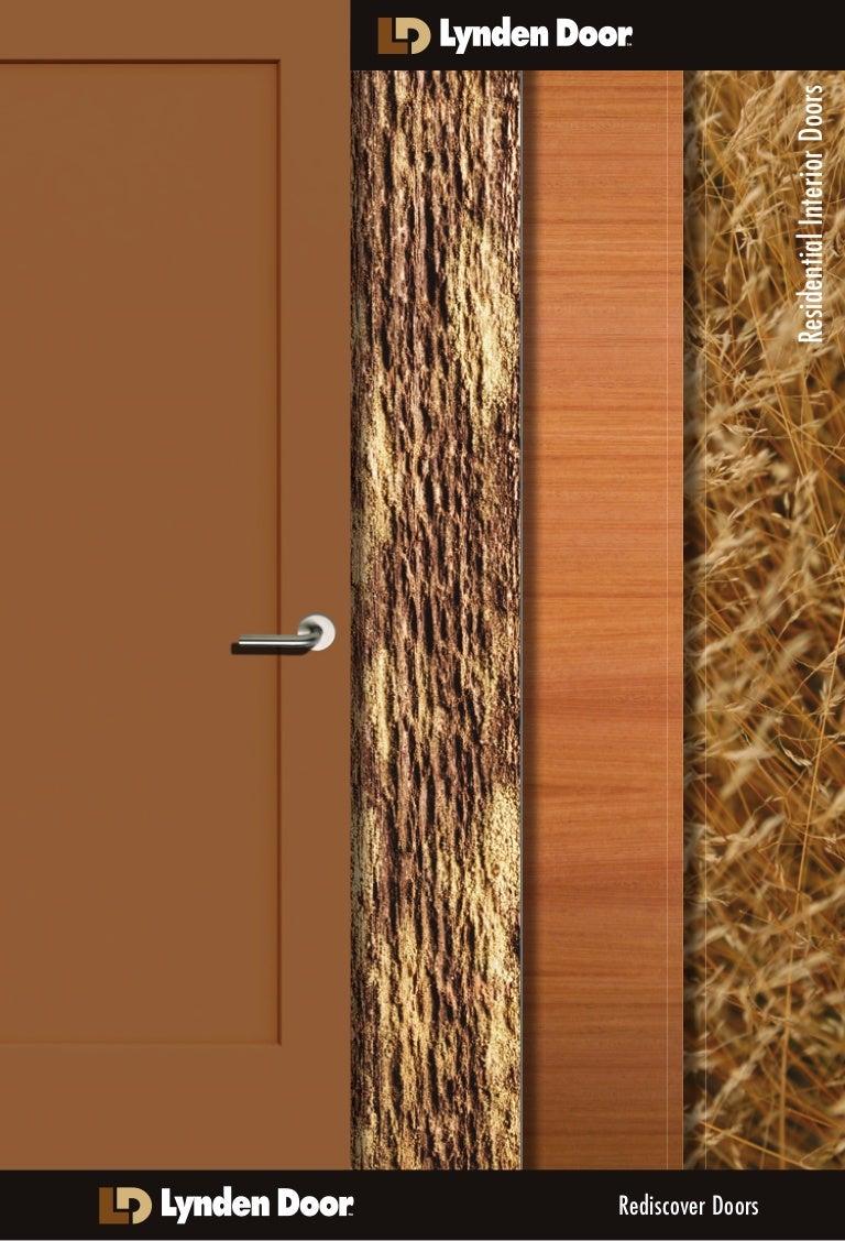 ... Decorating Alliance Door Products Images : Lynden Door Residential Door  Brochure (web) April 2014 ...
