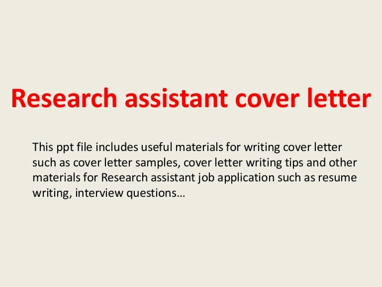 cover letter examples research assistant dental cover letter sample livecareer - Cover Letter Research Assistant