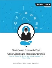 Research brief   observability and modern enterprise