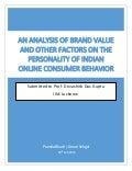 Customer research paper