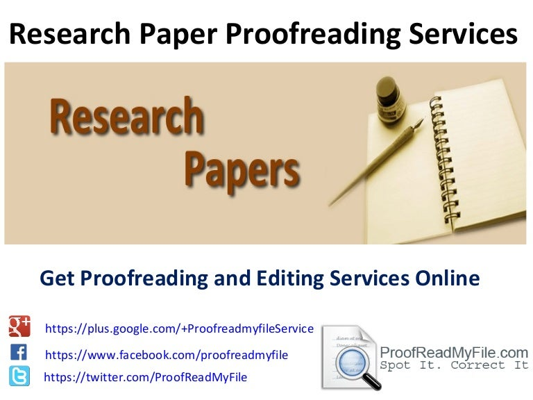 Term Paper Proofreading Service – Polish The Work Up To Perfection
