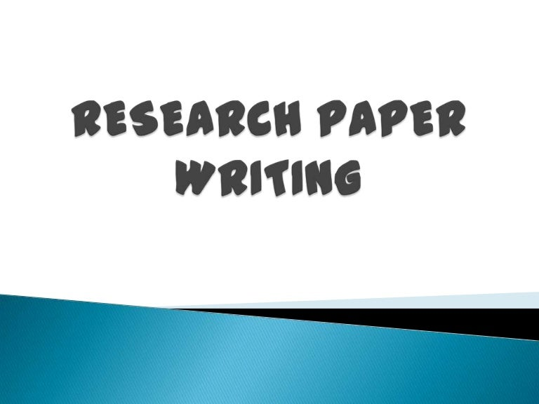 guide to research paper Research paper the purpose of this guide is twofold: to give students a sequential approach to writing the research paper from selecting a topic, doing the research,.