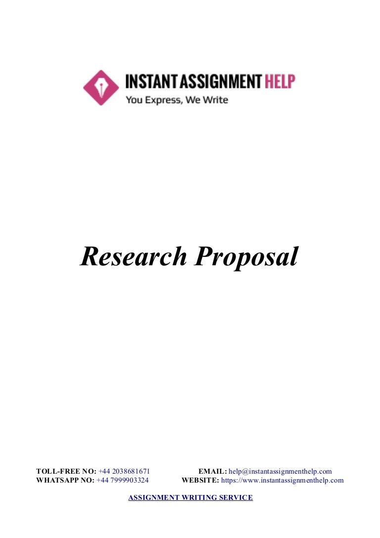 research proposal sample instant assignment help