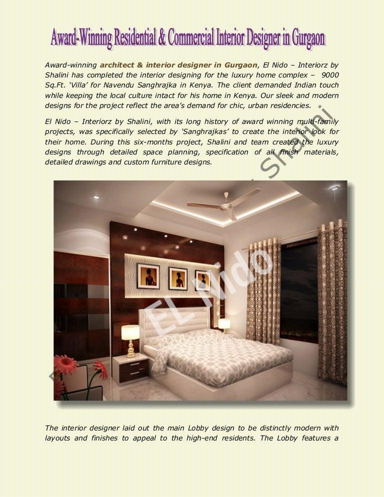 Shalini Ensures The Midas Touch In Interior Design on luxury restaurants, luxury real estate, luxury fences, luxury neighborhoods, luxury hotels, luxury retail, luxury offices, luxury adult communities, luxury high rise condos,