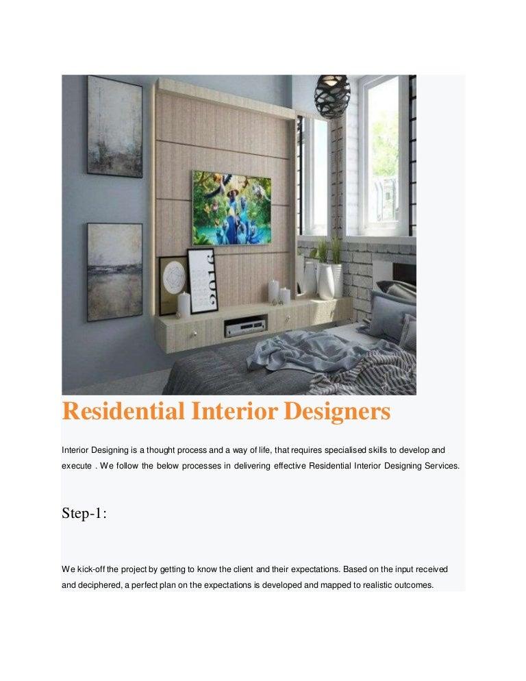 Urban Living Designs Is The Best Residential Interior Designer In Ban