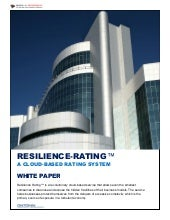 Resilience rating white_paper-nov 2012
