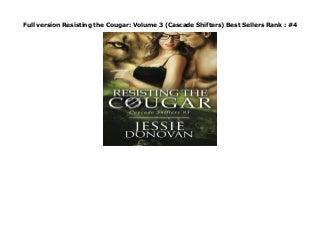 cougar cherche puceau