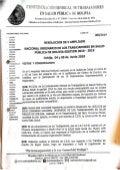 Resolución de V Ampliado 8-19