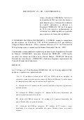 Resolução nº 493, de 5 de junho de 2014.