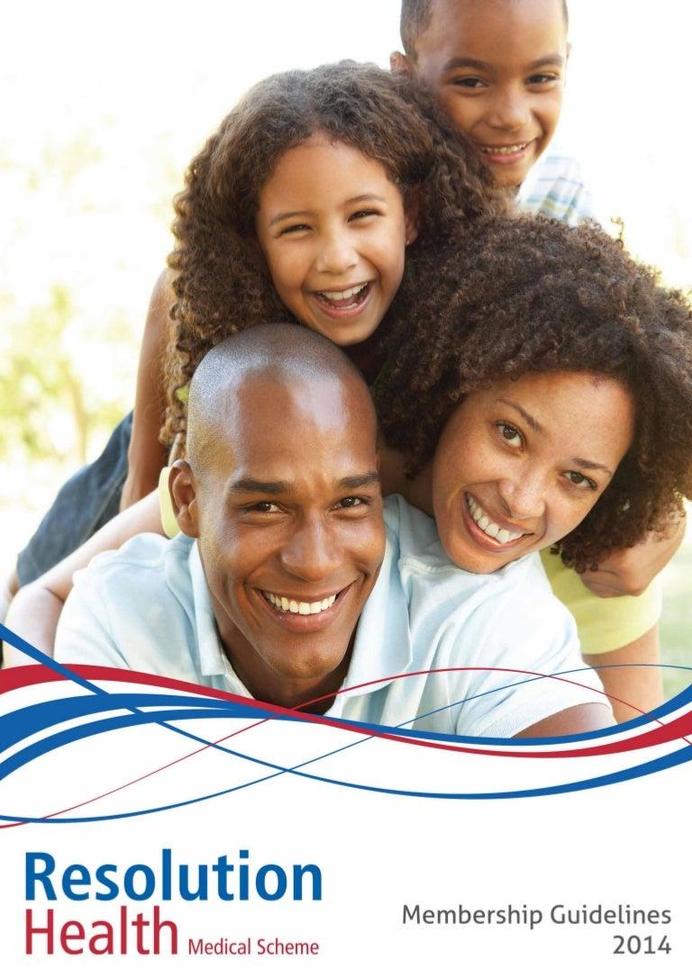 Resolution health medical aid insurance | cig.