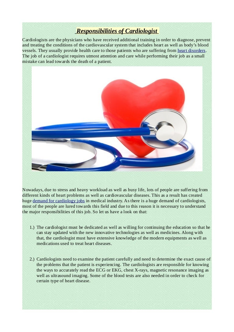 Responsibilitiesofcardiologist 140705062115 Phpapp01 Thumbnail 4cb1404541293