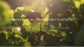 Restaurant Australia à Paris   4 juin 2014