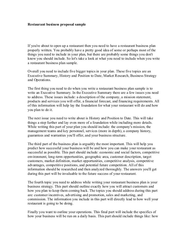 Sales Proposal Letter. Cover Letter For Project Proposal Free ...