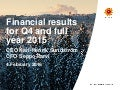 Results q4 2015 press slides