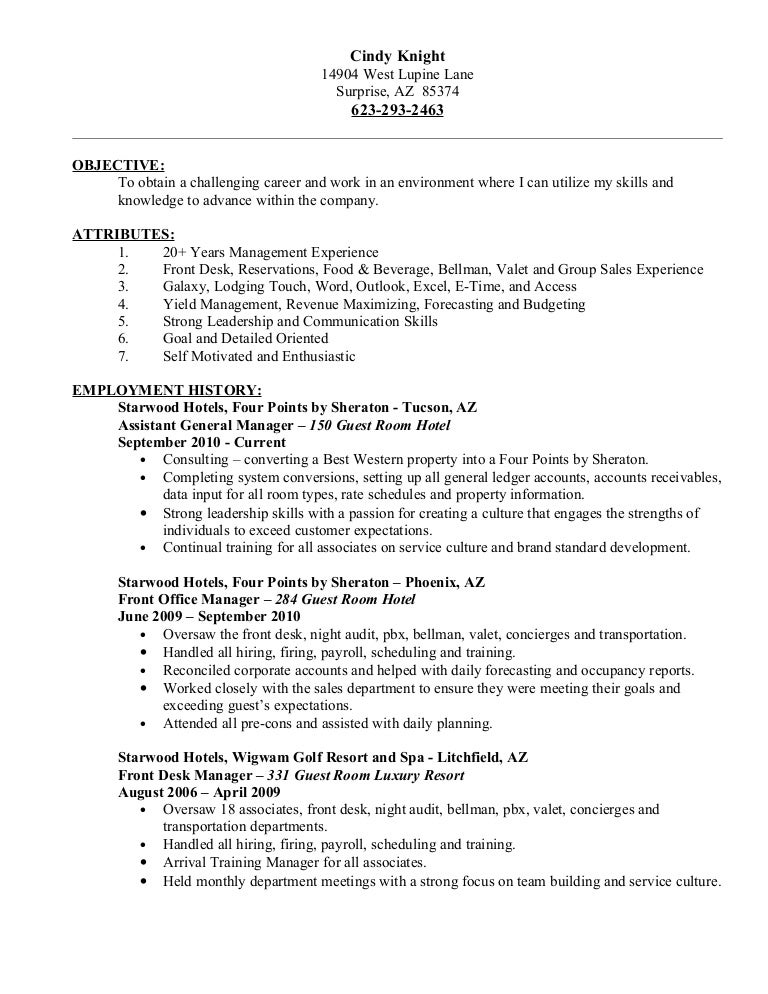 Parking Attendant Sample Resume What Does A Lot Attendant Do With