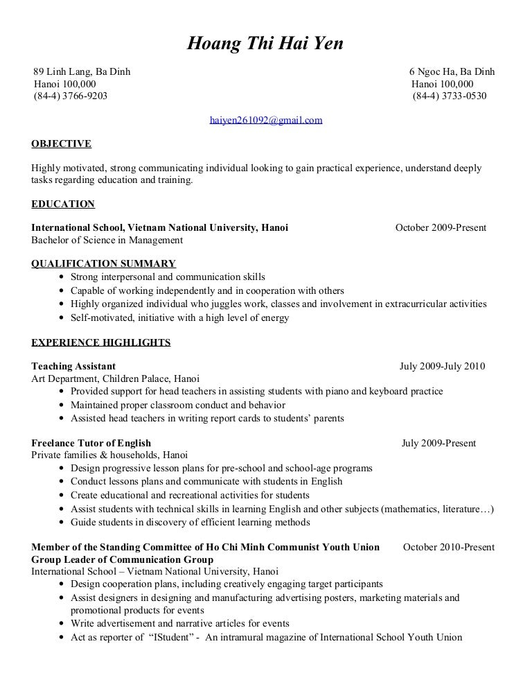 How To Make A Website For A Resume
