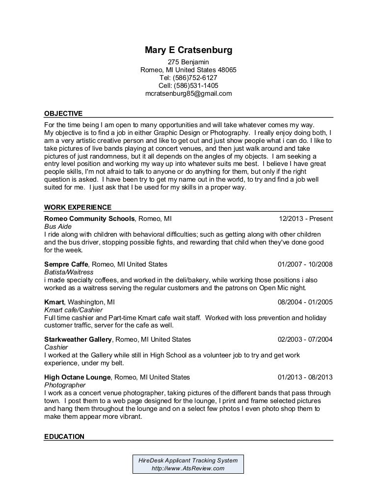 Examples Teaching Resumes Resumes For Readers Our Data Resume Sample Resume  Format No Experience And Resume
