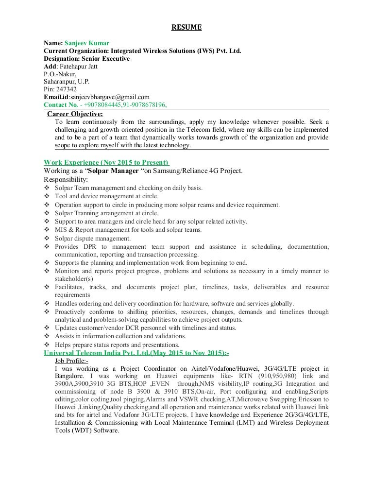 telecom service manager resume resume help org sample resume for sales telecom sample customer service resume