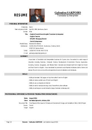 Medical Interpreter Resume breakupus inspiring free resume samples amp writing guides for all with delectable executive bampw and inspiring executive assistant resume examples also My Translator Interpreter Resume