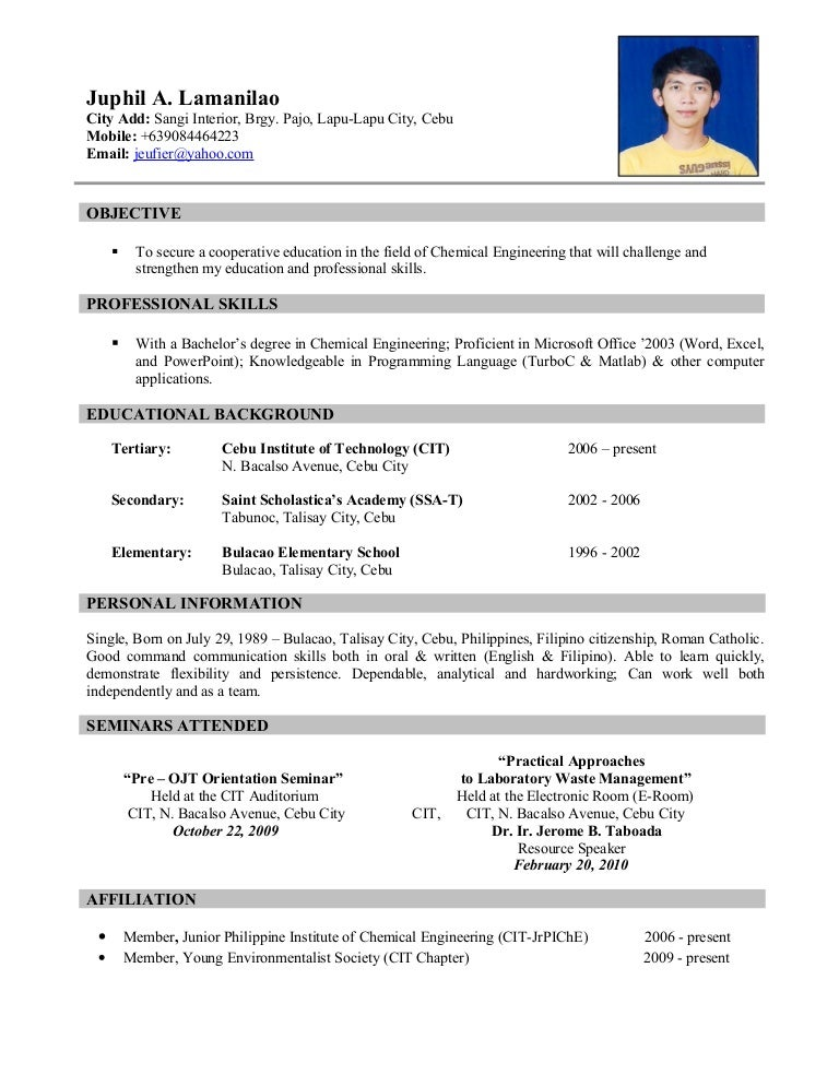 resume j a l 100612232507 phpapp01