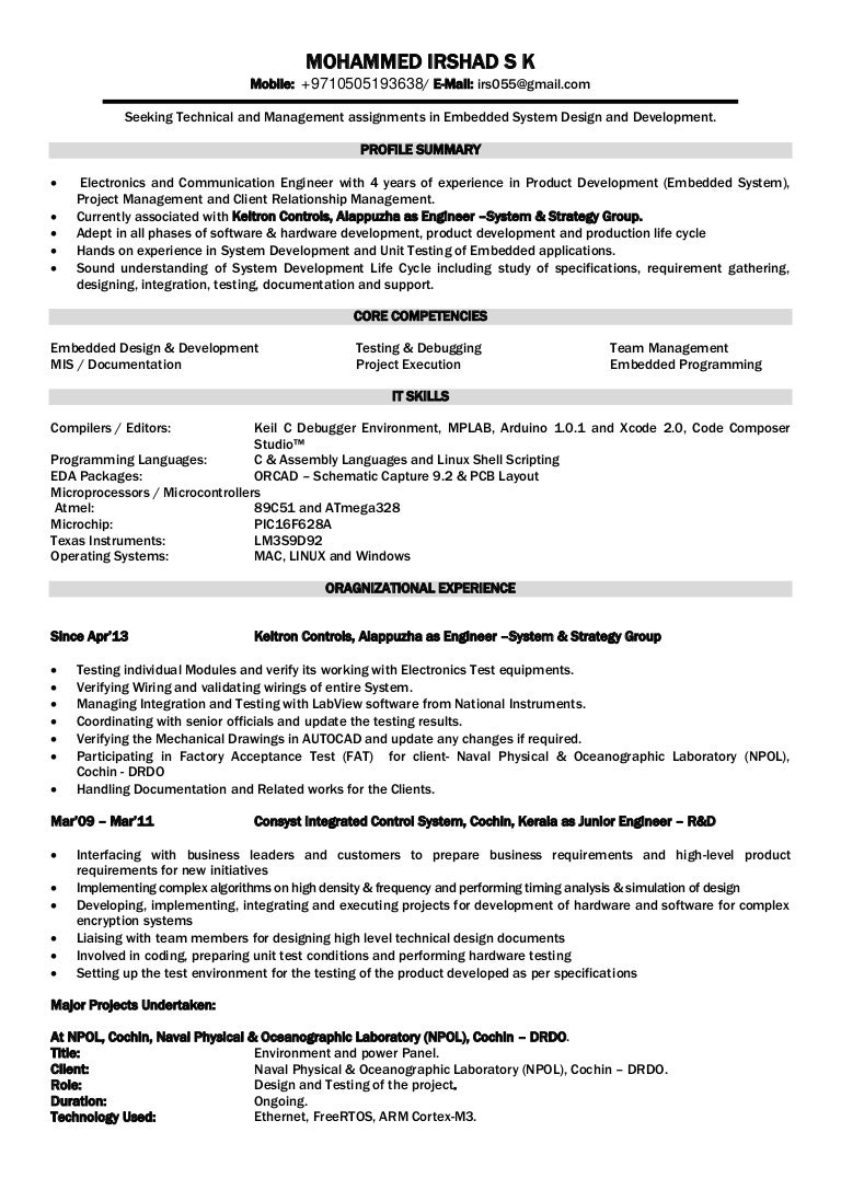 pcb design engineer resume format road design engineer sample - Sample Resume Pcb Design Engineer