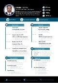 Modern CV Resume Of Imam Uddin   imamuddinwp