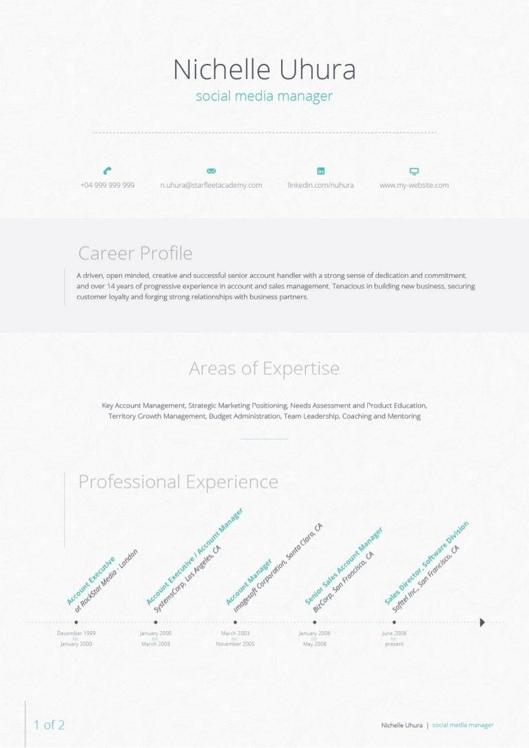 Antlia FREE Sample Resume Template
