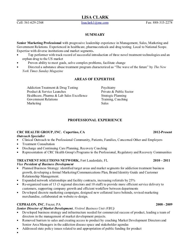 Medical Science Liaison Resume. medical science liaison resume ...