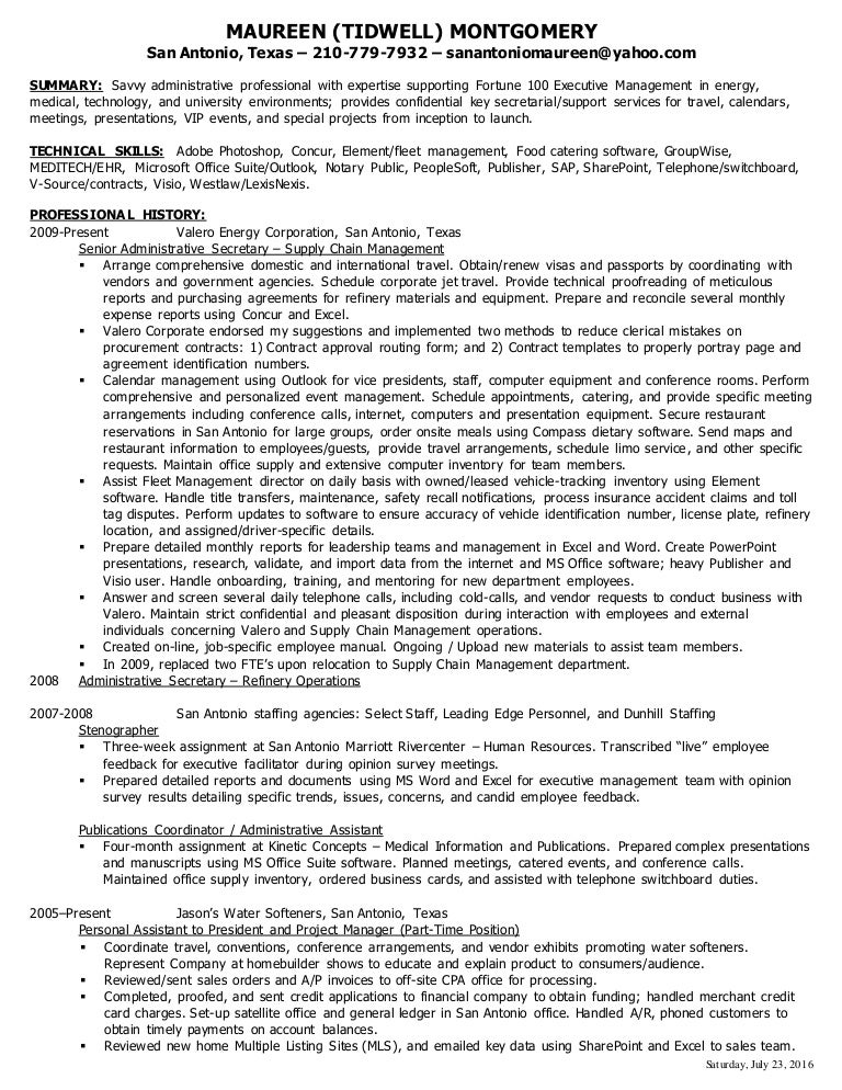 Essay on History and Management: Essay Hist Management resume and ...