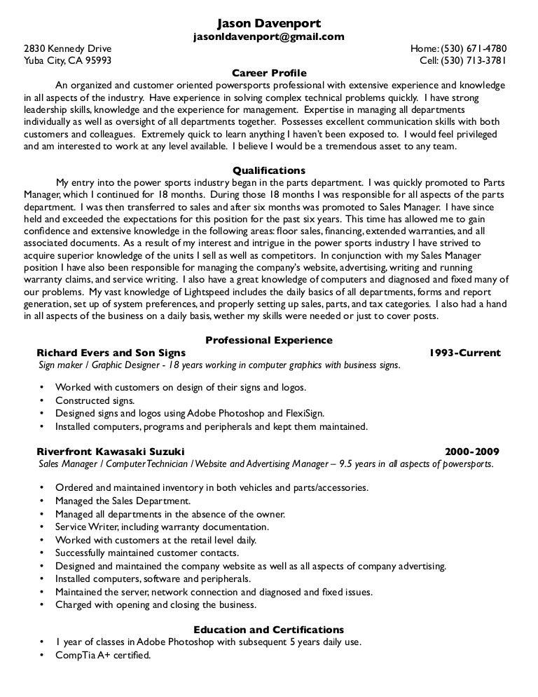 resume motorcycle manage - Motorcycle Mechanic Sample Resume Sample Resume