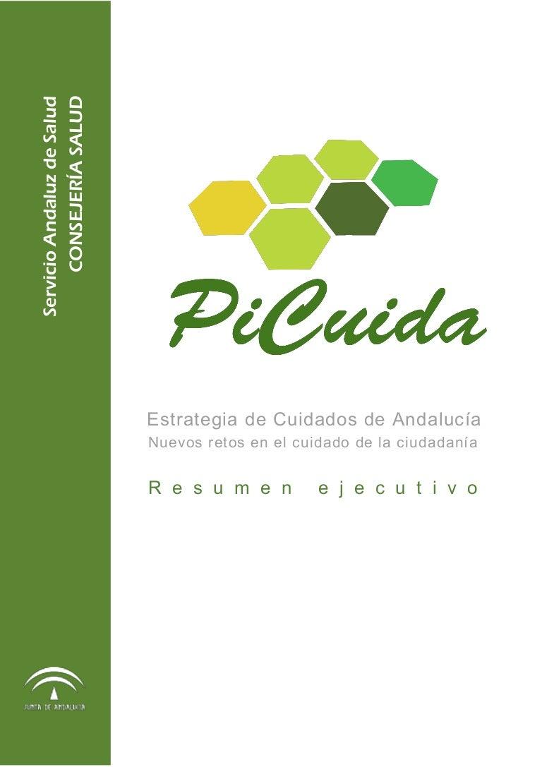 Estrategia de Cuidados de Andalucía. Resumen ejecutivo
